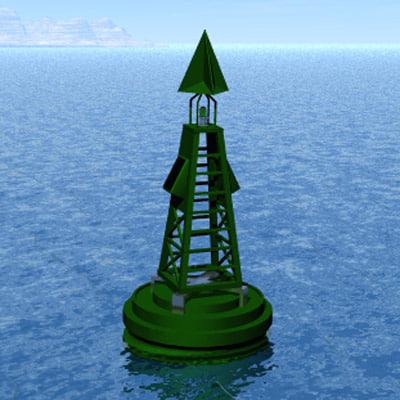 buoy boia estibordo max
