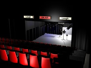 3d theatre stage