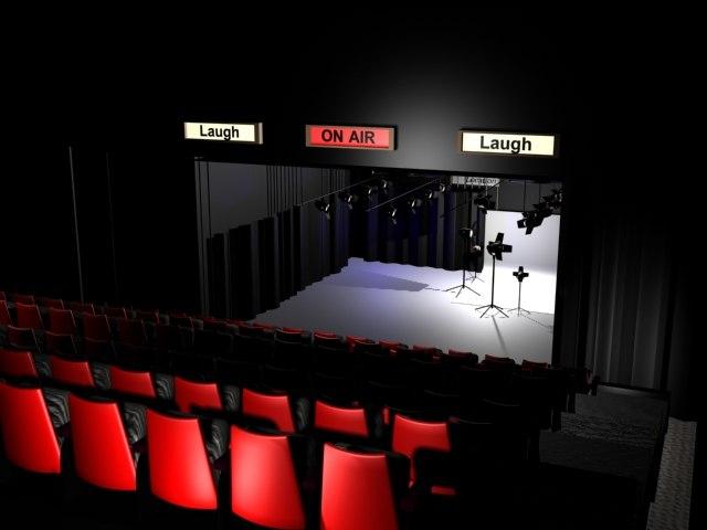 3d theatre stage