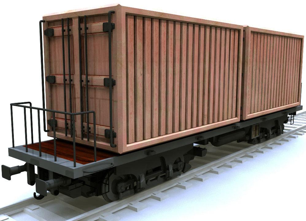 3ds train cargo