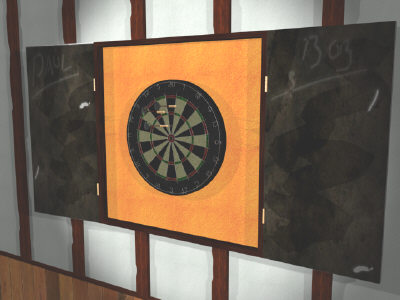 Dart Board.3ds.zip