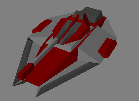 hover tank 3d