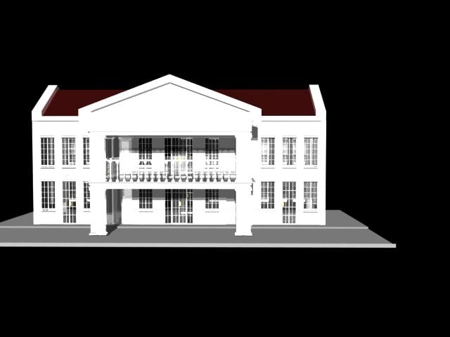 lightwave buildingarchitectureconstructionhousingmansionresidentialhouse