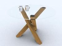 elegant tables 3ds free