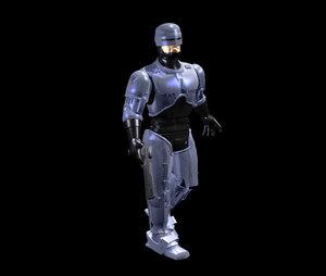 obj robocop science fiction