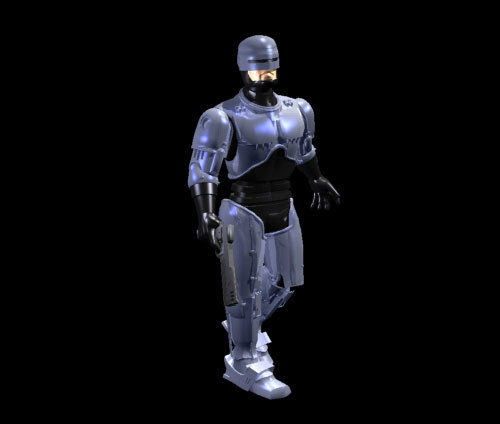 obj robocop science fiction