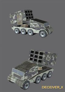 3d mlrs artillery