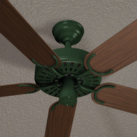 3d hunter ceiling fan