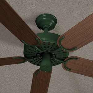 3d hunter ceiling fan
