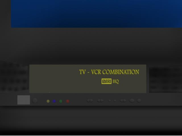 3d max combo tv vcr