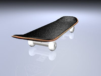 3d skateboard grip tape model