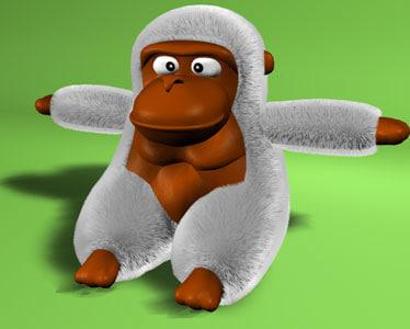 monkey max