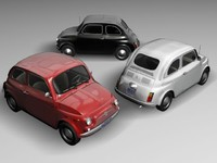 Fiat 500 - MAX 5