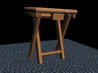 maya tray table