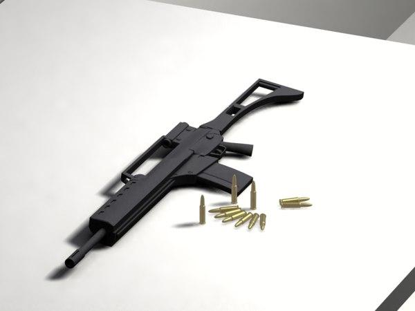 g36 3d model
