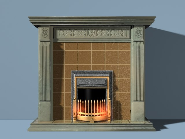 max place fireplace