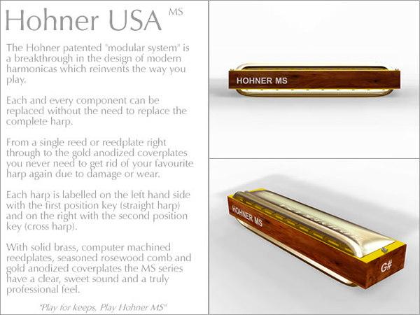 harp s 3d model