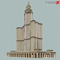 max building