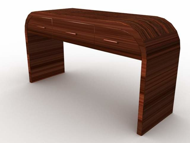 console table 3d model