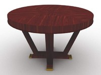 merisier table lw