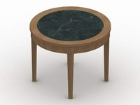 coffee table 3d lwo