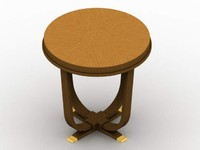 sthonore table 3d lwo