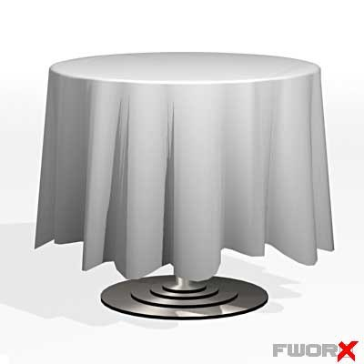 3d model table occasional