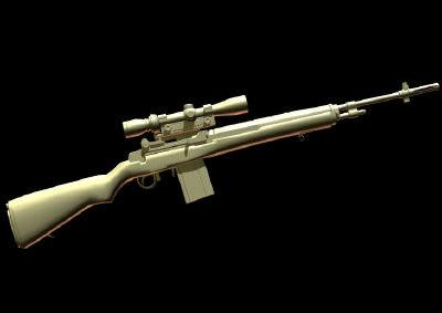3d rifles