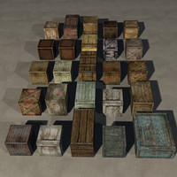 crates realtime 3ds