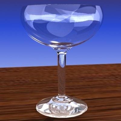 max margarita glass