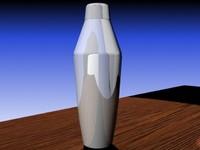 3d drink shaker