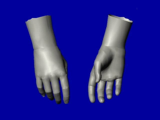 dxf hand
