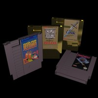 3dsmax video cartridge nintendo