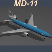 McDonell Douglas MD-11 KLM