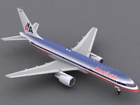 Boeing 757-200 American