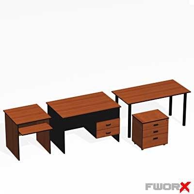 maya tables set