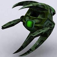 Alien Spaceship-al-13