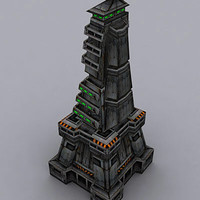 3ds max building structure