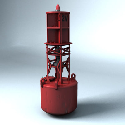 buoy 3d lwo