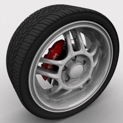 wheel tire rim max