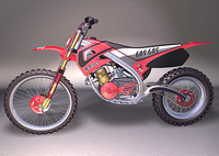 Dirt Bike (Off-road Motorcycle)