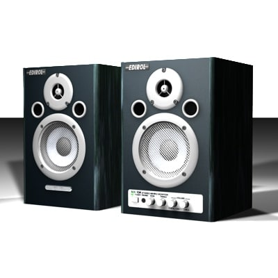 cinema4d speakers edirol