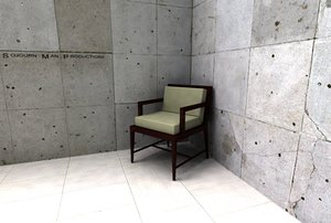 hbf chair 3ds free