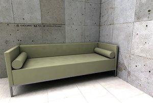 3ds hbf sofa