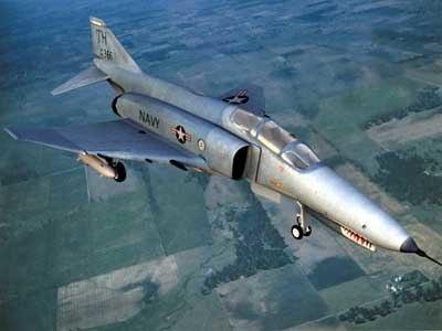 jet f4 airplane 3ds