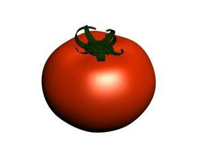3ds max tomato