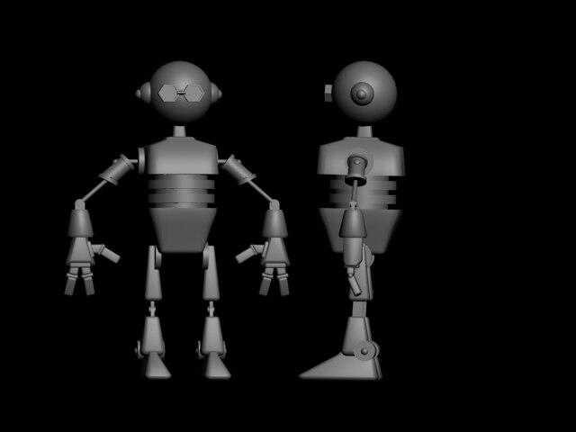 free max mode robot