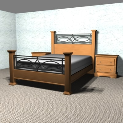 max mode bed