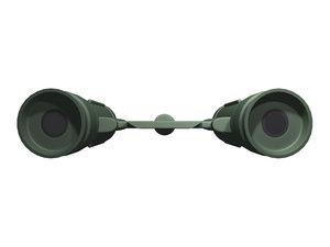 binoculars zoom 3d model