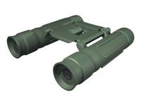 binoculars x